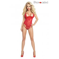 Code Interdit Body Rouge