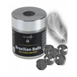 Boules Bresiliennes Relax Confort Anal X6