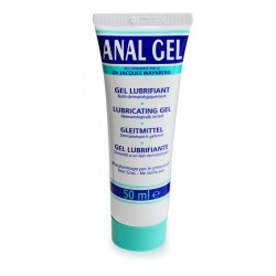 Gel Lubrifiant Anal - Tube 50 Ml