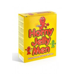 Horny Jelly Men Fruity Candy